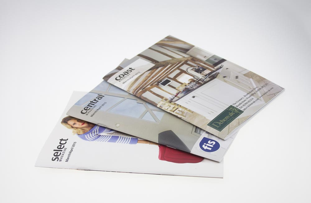 coast magazine portfolio