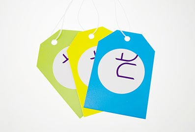 Printed Swing Tags