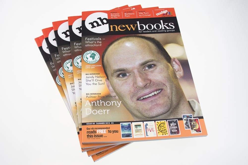 new books magazine portfolio
