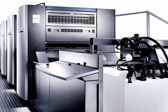 litho press