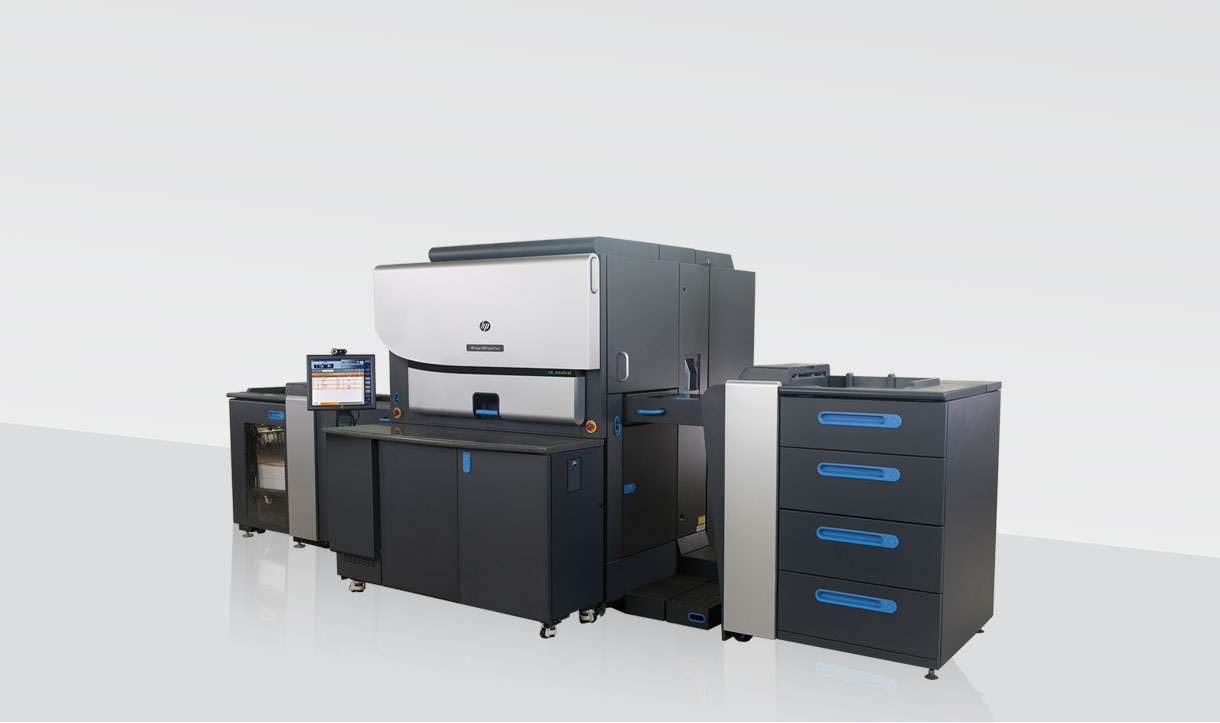 HP Indigo 7800 SRA3 Digital Printing Press